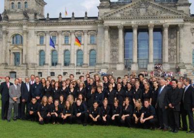Gruppenbild Berlin 2007