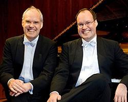 Hans-Peter und Volker Stenzl
